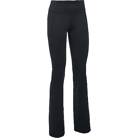 Under Armour Women's Mirror Boot Cut Pant Black / Gray Area