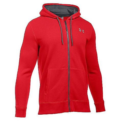 Under Armour Men's Storm Rival Cotton Full Zip Hoodie 1280781