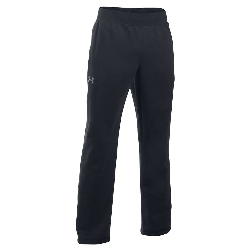 Under Armour Men's Storm Rival Cotton Pant - Large - Black / Steel