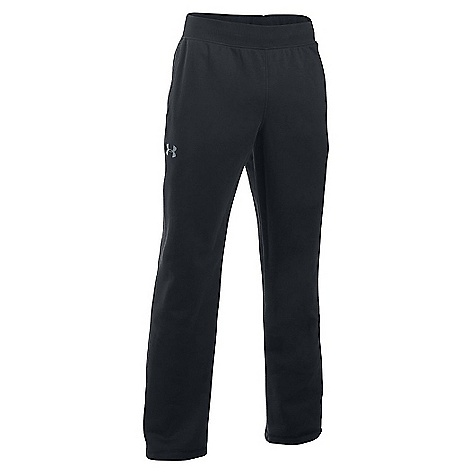 Under Armour Men's Storm Rival Cotton Pant Black / Steel