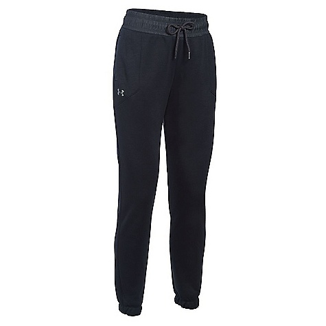 Under Armour Women's Swacket Pant Black / Black / Metallic Silver