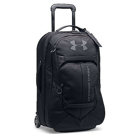 Under Armour UA AT Checked Rolling Bag Black / Black / Black