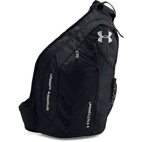 Under Armour UA Compel II Backpack Black / Black / Graphite
