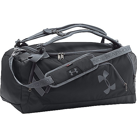 Under Armour UA Contain 3.0 Duffel Black / Graphite / Graphite
