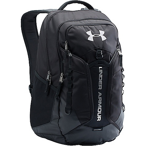 Under Armour UA Contender Backpack Black / Steel / Steel