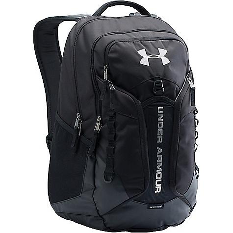 Under Armour UA Contender Backpack Black / Steel / Steel