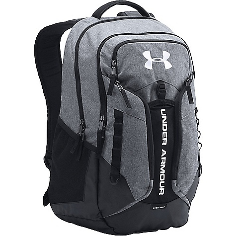Under Armour UA Contender Backpack Graphite / Black / White