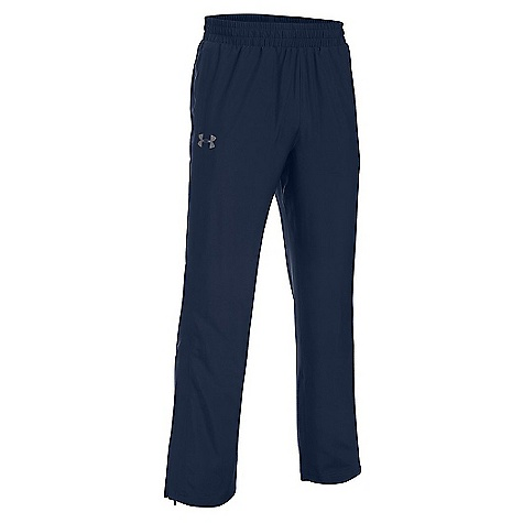 Under Armour Men's UA Powerhouse Woven Pant Midnight Navy / Steel