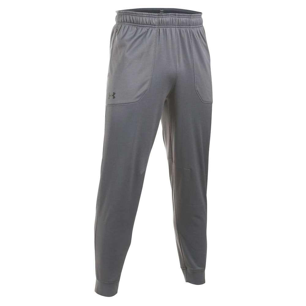 Under Armour Men's UA Scope Fleece Pant - XXL - Graphite / Black