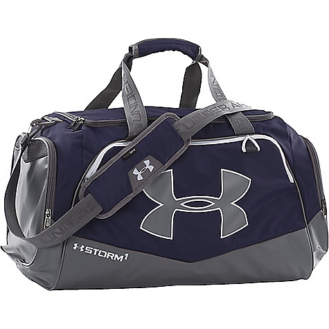 Under Armour UA Team Undeniable Duffel Midnight Navy / Graphite / Silver