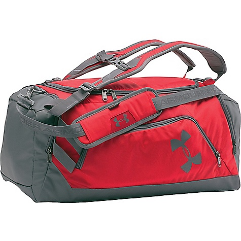 Under Armour UA Undeniable Backpack Duffel Red / Graphite / Graphite