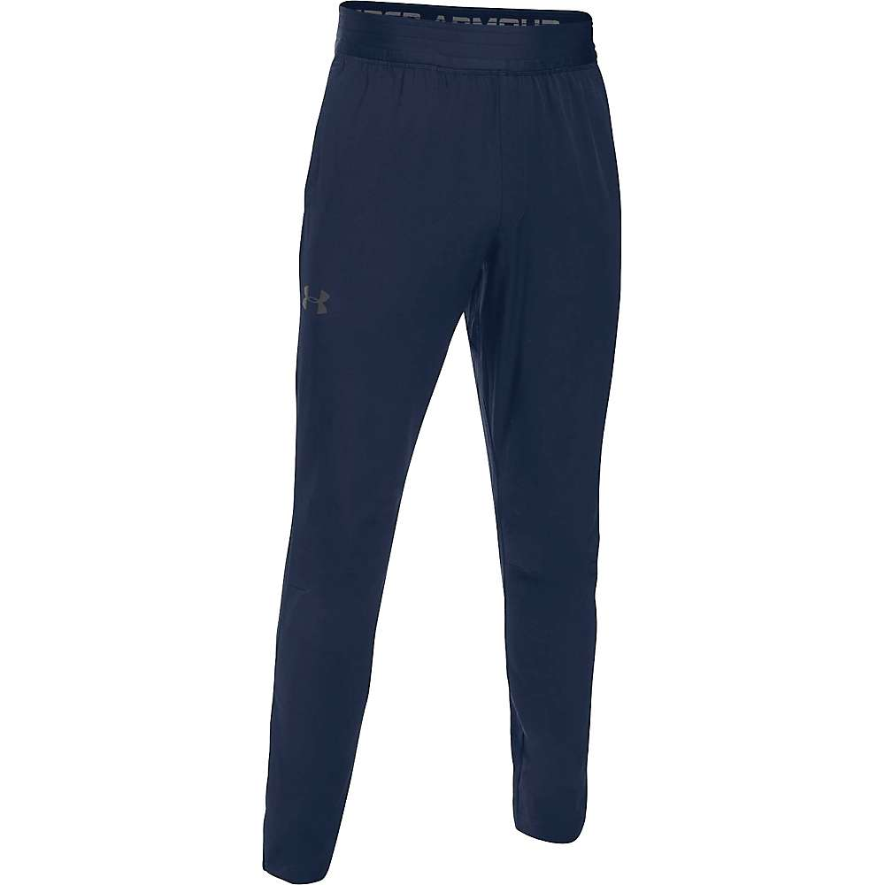 Under Armour Men's World's Greatest Woven Training Pant - Small - Midnight Navy / Graphite