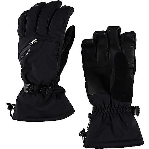 Spyder Men's Vital Gore-Tex Conduct Ski Glove Black / Polar