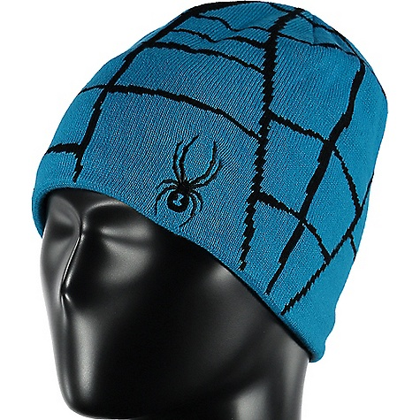 photo: Spyder Boys' Web Hat winter hat