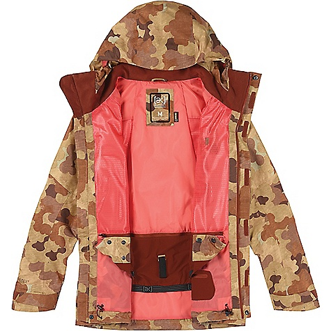 Burton Women's [ak] GORE-TEX 2L Altitude Jacket Storm Camo