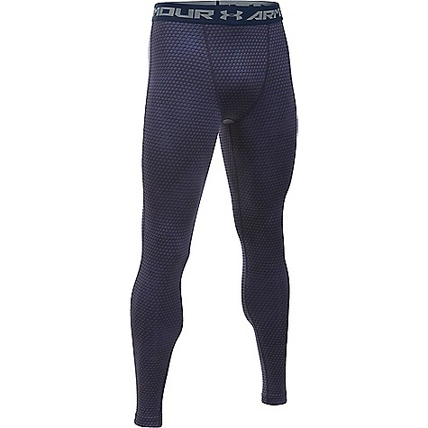 Under Armour Men's Armour HeatGear Printed Legging 1258897