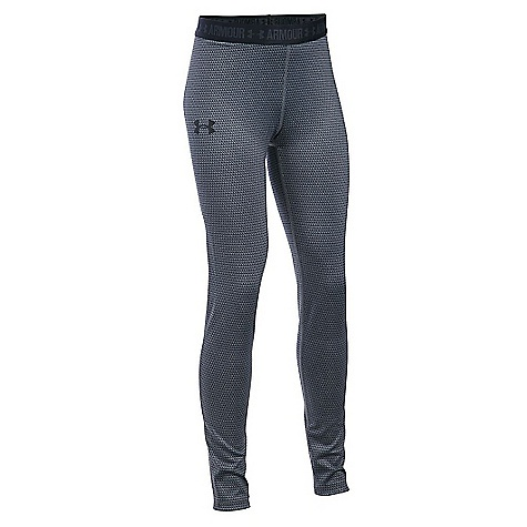 Under Armour Girls'' Heatgear Armour Printed Legging 1271028