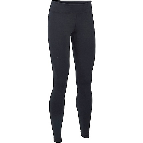 Under Armour Women's Mirror Legging Black / Silver
