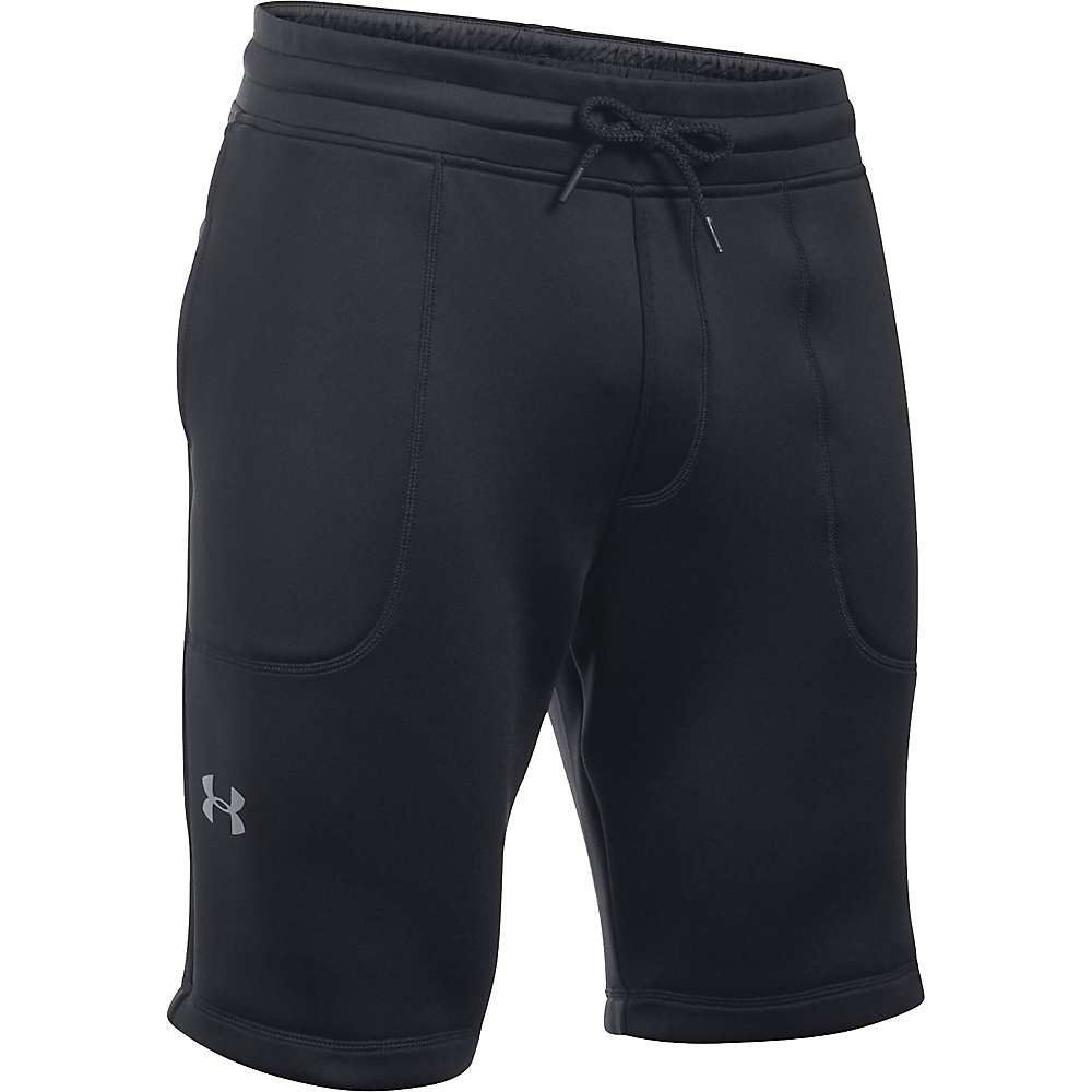 Under Armour Men's Sportstyle Spacer Jogger Short - Large - Black / Black / Steel