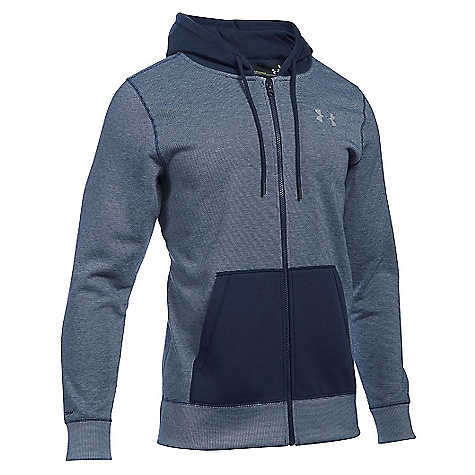 Under Armour Men's Storm Rival Cotton Novelty Full Zip Hoodie 1280792