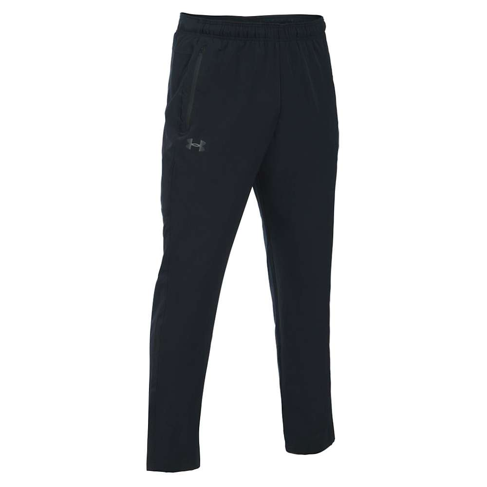 Under Armour Men's Storm Woven Tapered Pant - XXL - Black / Reflective