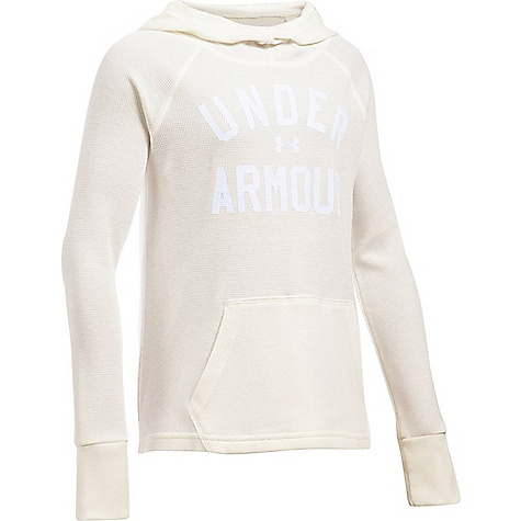 Under Armour Girls' Waffle Hoody 3365806