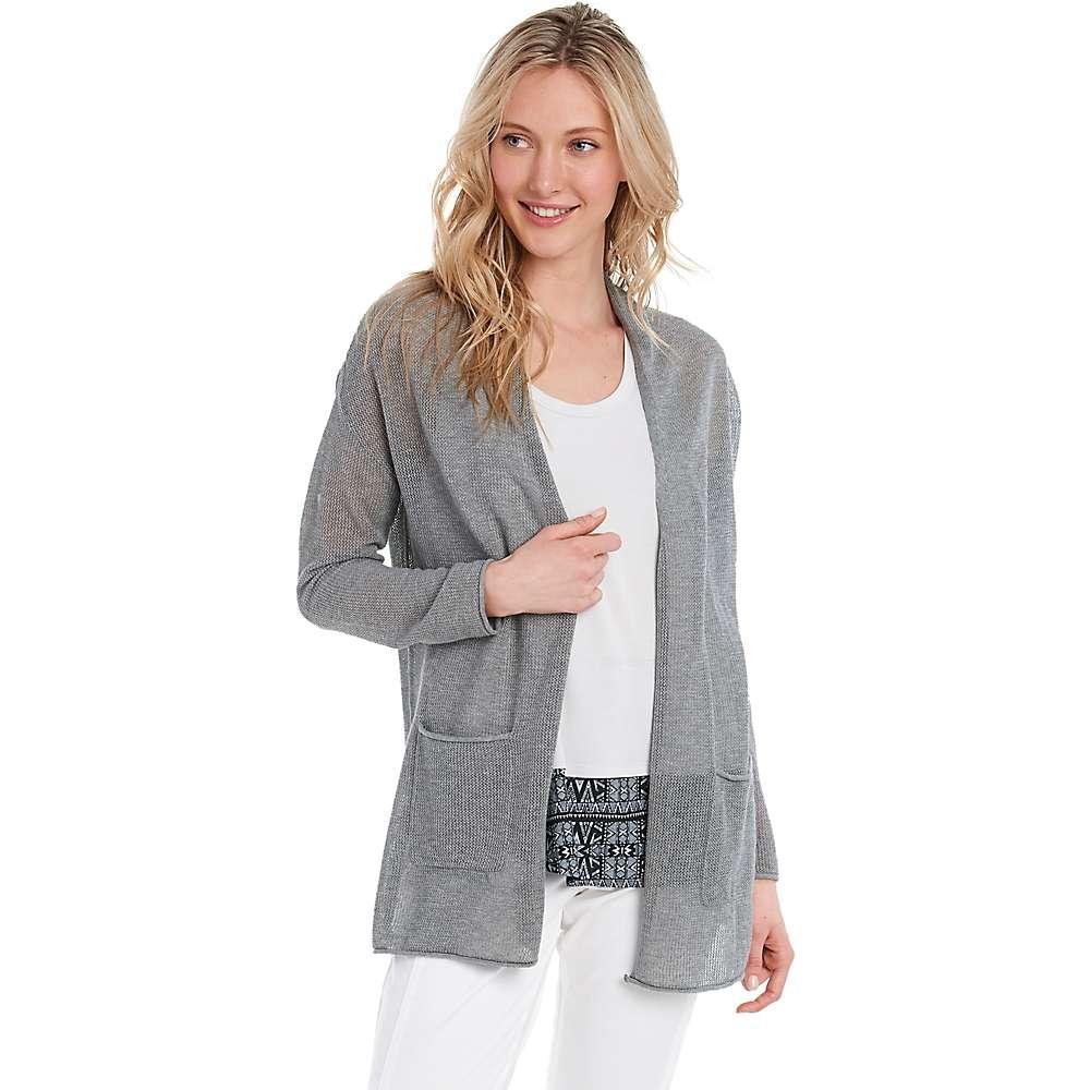 Lole Women's Marnie Cardigan - Medium - Medium Grey Heather