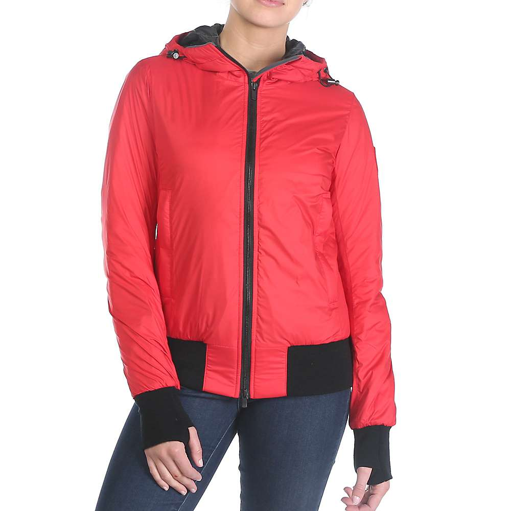 Canada Goose Women's Dore Hoody - Medium - Red