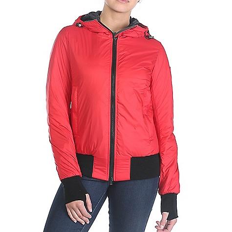 Canada Goose Women's Dore Hoody Red