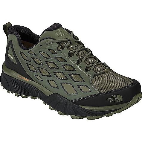 The North Face Men's Endurus Hike GTX Shoe Thyme / Deep Lichen Green