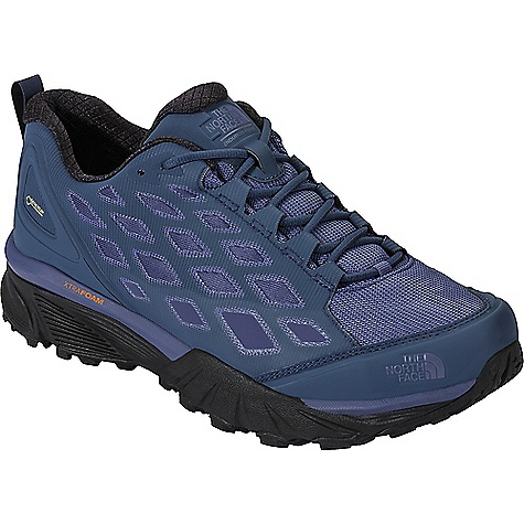 The North Face Women's Endurus Hike GTX Shoe Shady Blue / Coastal Fjord Blue