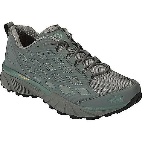 The North Face Women's Endurus Hike Shoe Sedona Sage Grey / Trellis Green