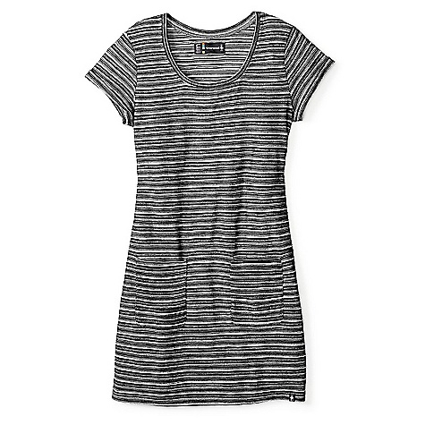 Click here for Smartwool Women's Horizon Line T- Shirt Dress prices
