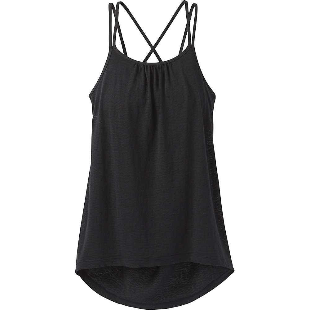 Prana Women's Mika Strappy Top - Small - Black