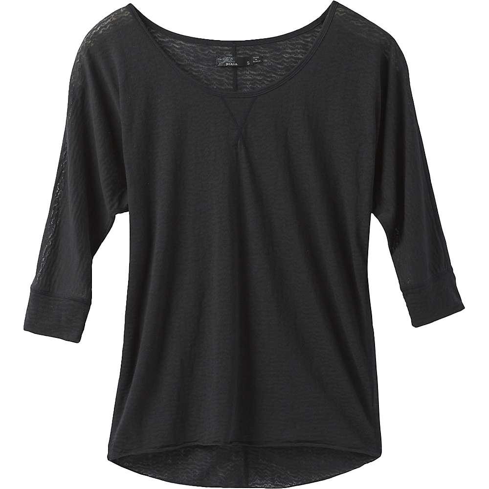 Prana Women's Tranquil Top - XS - Black