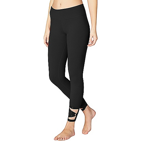Beyond Yoga Women's Live Free or Tie Hard Legging Jet Black