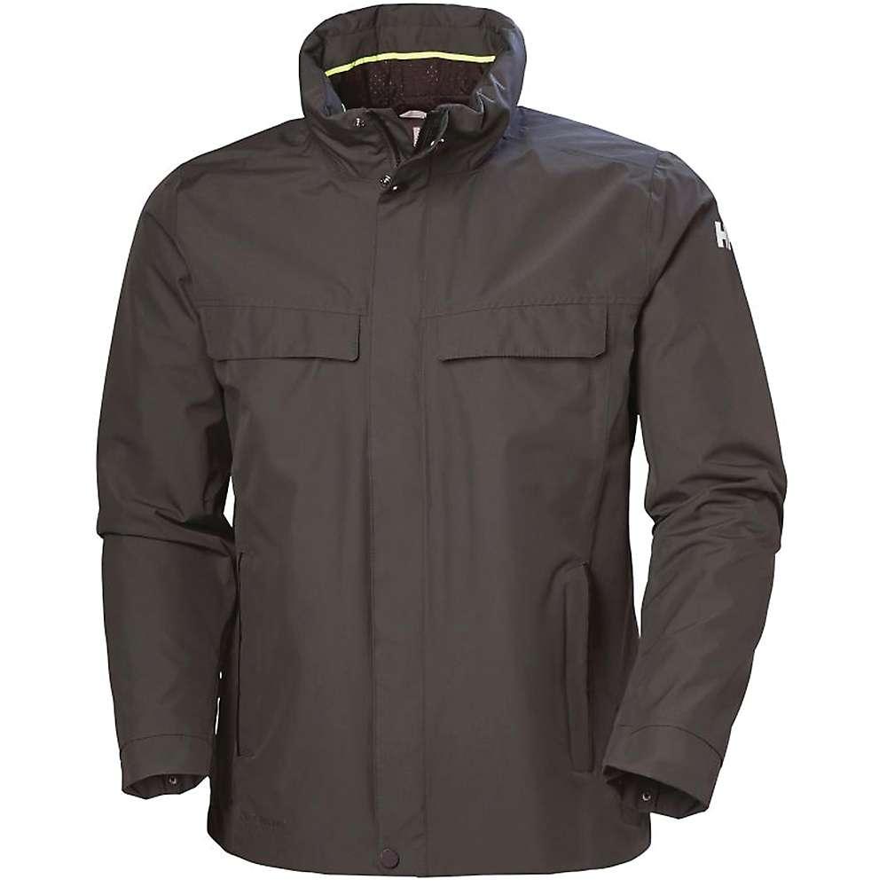 Helly Hansen Men's Kent Jacket - Large - Dark Gull Grey