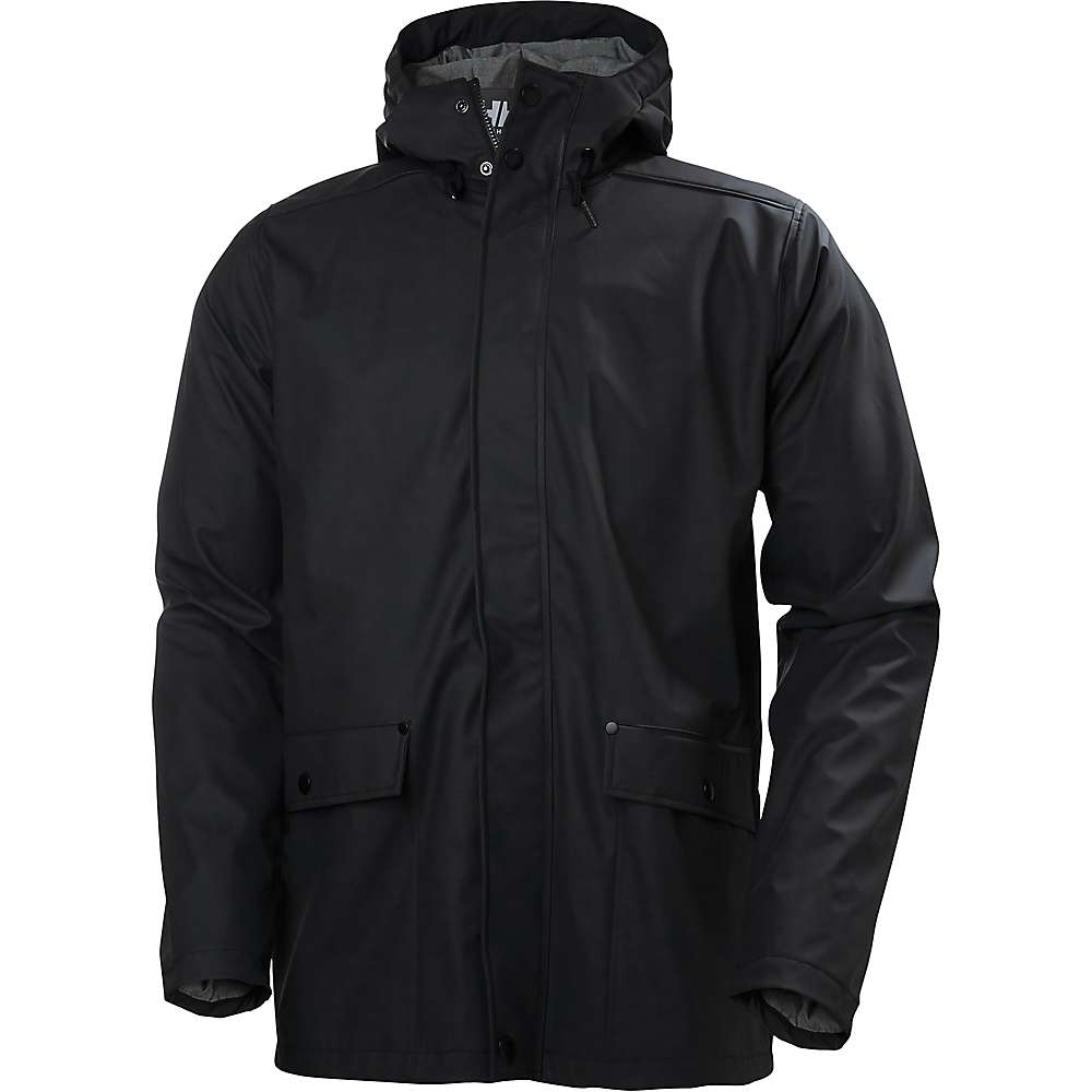 Helly Hansen Men's Lerwick Jacket - Medium - Black