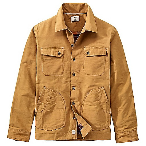 Click here for Timberland Men's Waxed Canvas Shirt Jacket prices