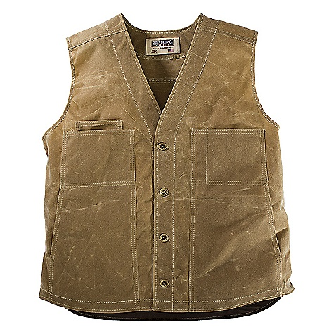 Stormy Kromer Waxed Button Vest
