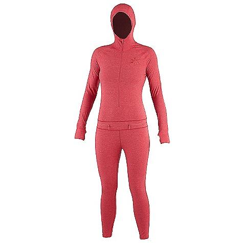 photo: Airblaster Merino Ninja Suit one-piece base layer