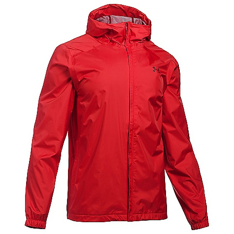 Under Armour Men's UA Bora Jacket Red / Cardinal / Cardinal