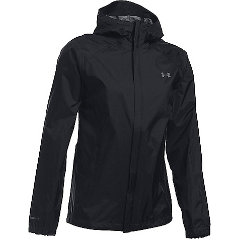 Under Armour Women's UA Bora Jacket Black / Black / Graphite