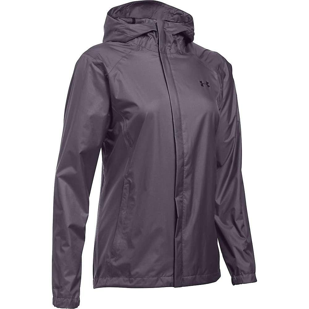 Under Armour Women's UA Bora Jacket - Small - Flint / Imperial Purple / Imperial Purple