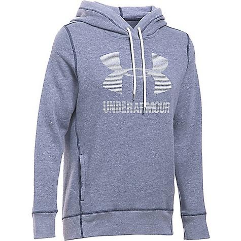 Under Armour Women's UA Favorite Fleece Sportstyle Hoodie 1295097