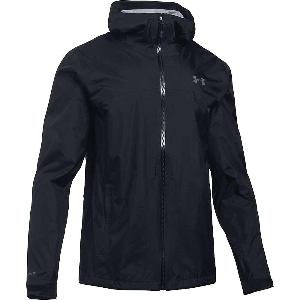 Under Armour Men's UA Surge Jacket - XXL - Black / Graphite