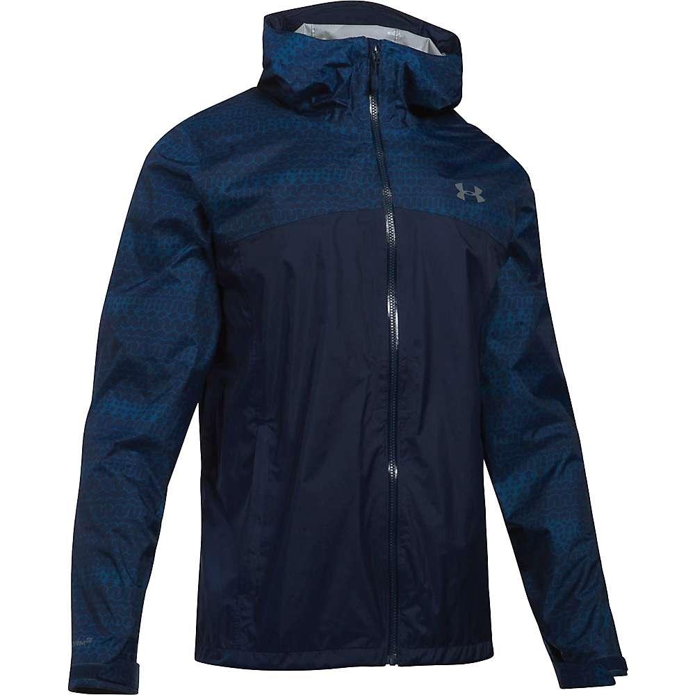 Under Armour Men's UA Surge Jacket - XL - Midnight Navy / Graphite