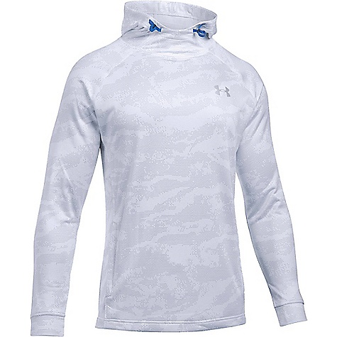 Under Armour Men's UA Tech Terry Popover Hoodie 1289697