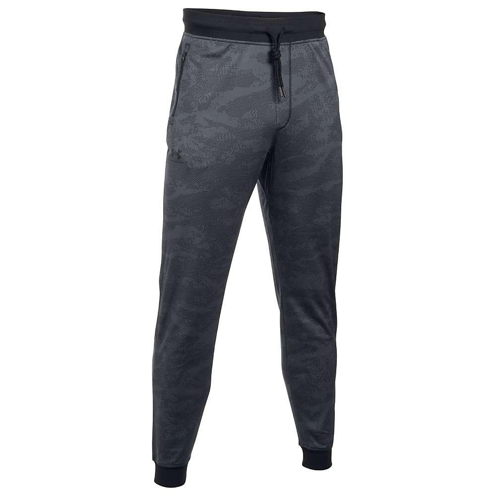 Under Armour Men's Sportstyle Jogger Pant - XXL - Black / Black / Graphite