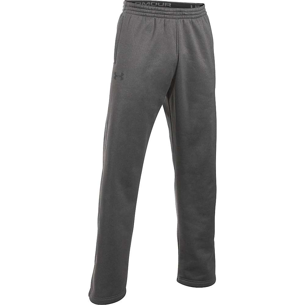 Under Armour Men's UA Storm Armour Fleece Pant - Small - Carbon Heather / Carbon Heather / Black